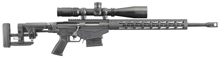Снайперская винтовка Ruger Precision Rifle 5.56NATO/.223Rem